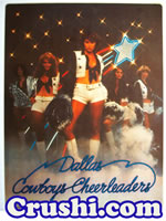 1970s Dallas Cowboys Cheerleaders http://www.crushi.com/more_music/page2.htm