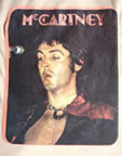 paul mccartney vintage 1970's t-shirt iron-on