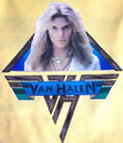van halen roth vintage 1970's t-shirt iron-on