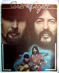 seals and crofts  band vintage 1970's t-shirt iron-on