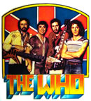 the who vintage t-shirt iron-on